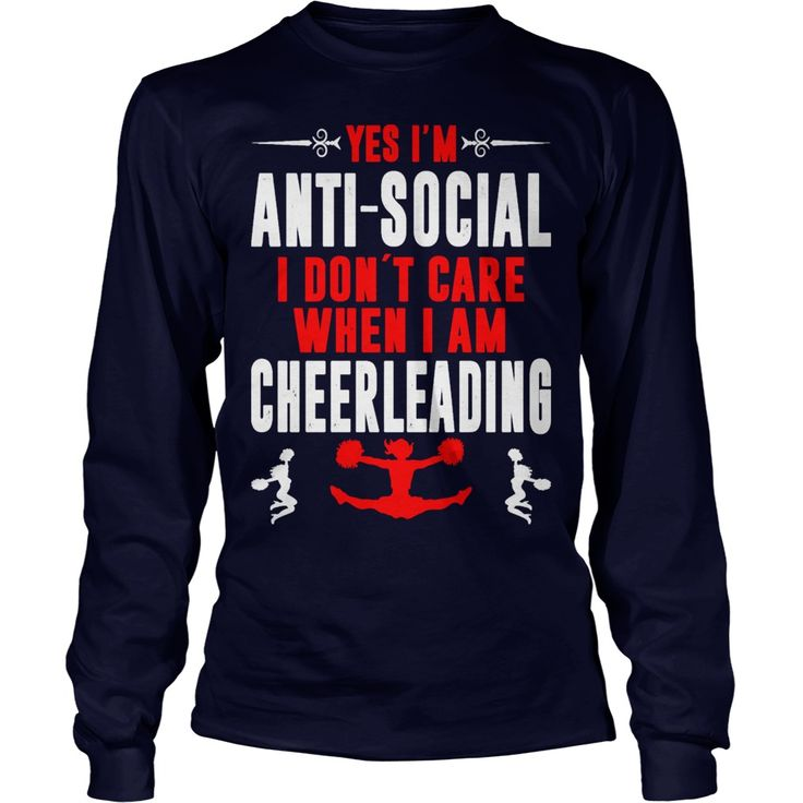 Antisocial I Dont Care When I Am Cheerleading Tees T-Shirts #gift #ideas #Popular #Everything #Videos #Shop #Animals #pets #Architecture #Art #Cars #motorcycles #Celebrities #DIY #crafts #Design #Education #Entertainment #Food #drink #Gardening #Geek #Hair #beauty #Health #fitness #History #Holidays #events #Home decor #Humor #Illustrations #posters #Kids #parenting #Men #Outdoors #Photography #Products #Quotes #Science #nature #Sports #Tattoos #Technology #Travel #Weddings #Women