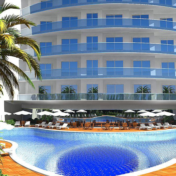 Комплекс Калиста Премиум состоит из одного 12-этажного здания и имеет очень выгодное расположение: он отделен от моря только муниципальной дорогой, расстояние до центра знаменитого туристического района Махмутлар всего 200м. Покупая квартиру в Калиста Премиум вы гарантировано получите вид на Средиземное море с его великолепными восходами и закатами и возможность чувствовать себя на отдыхе как в 5* гостинице из-за богатой инфраструктуры комплекса. www.malibu-invest