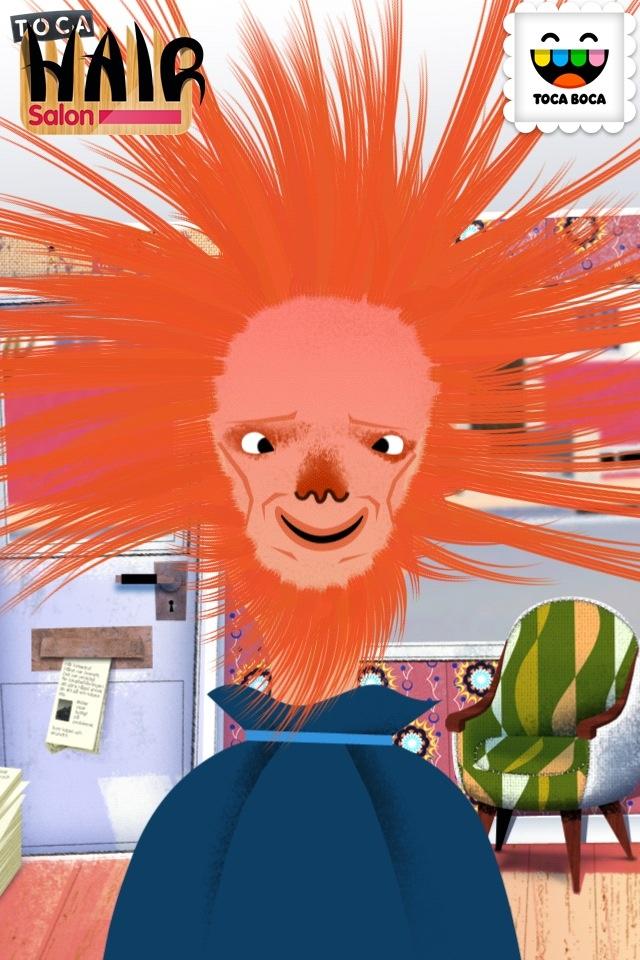 Toca Boca hair salon Hair salon, Photo, Character