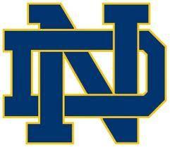 University of Notre Dame Fighting Irish.