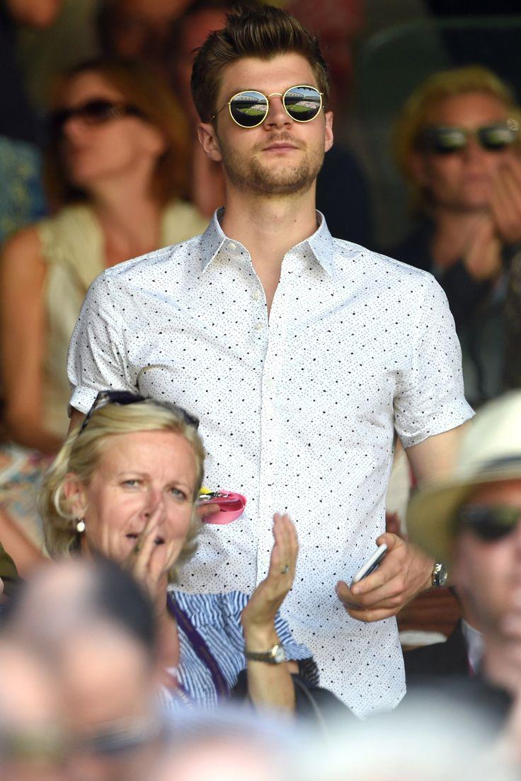 "Jim Chapman - ""Most Stylish Men of Wimbledon - GQ.co.uk"""