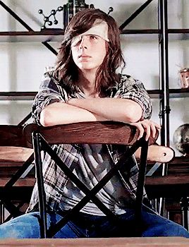 carl grimes | Tumblr