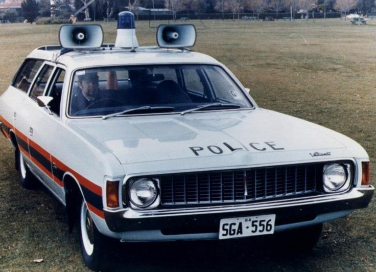 Vintage Police Car  cool!  cool police cars  Pinterest