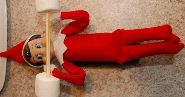 Depuis quelques années, ils envahissent nos maisons! Les lutins ont encore un peu de temps avant Noël pour jouer des tours. Voici 20 idées de lutins qui bougent! Amusez-vous bien!