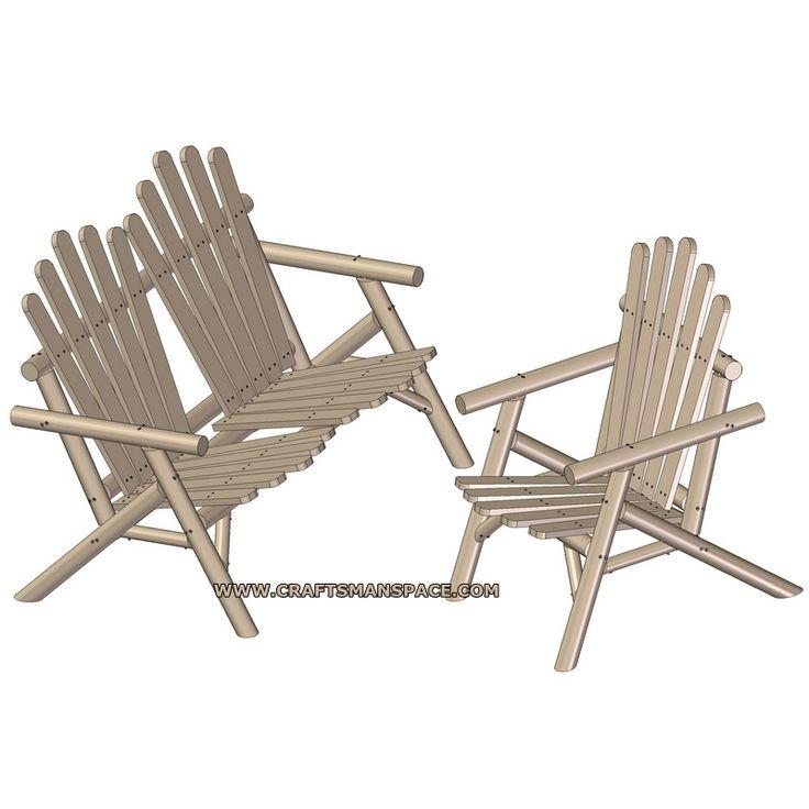 Adjustable Adirondack Chair Plans Free: 114 Best Images About Adirondack Chair Plans On Pinterest