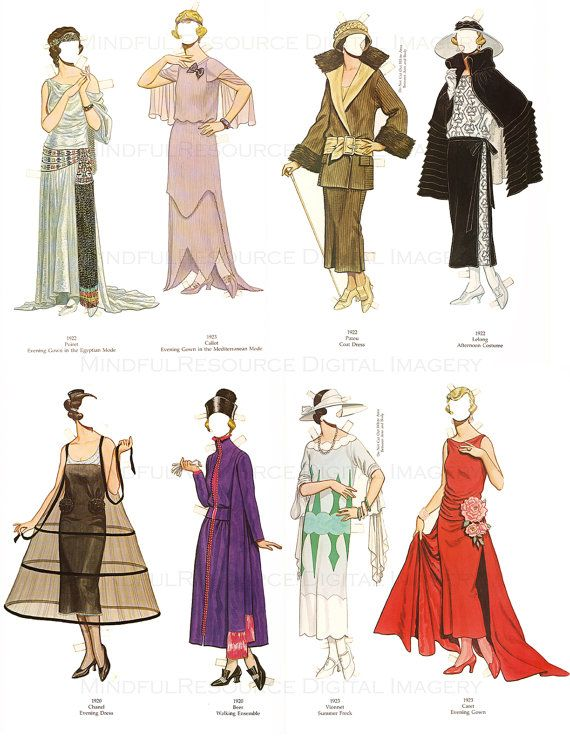 fashion in the 1920s essay Fashion and culture among american women in the 1920s essays and term papers available at echeatcom, the largest free essay community.