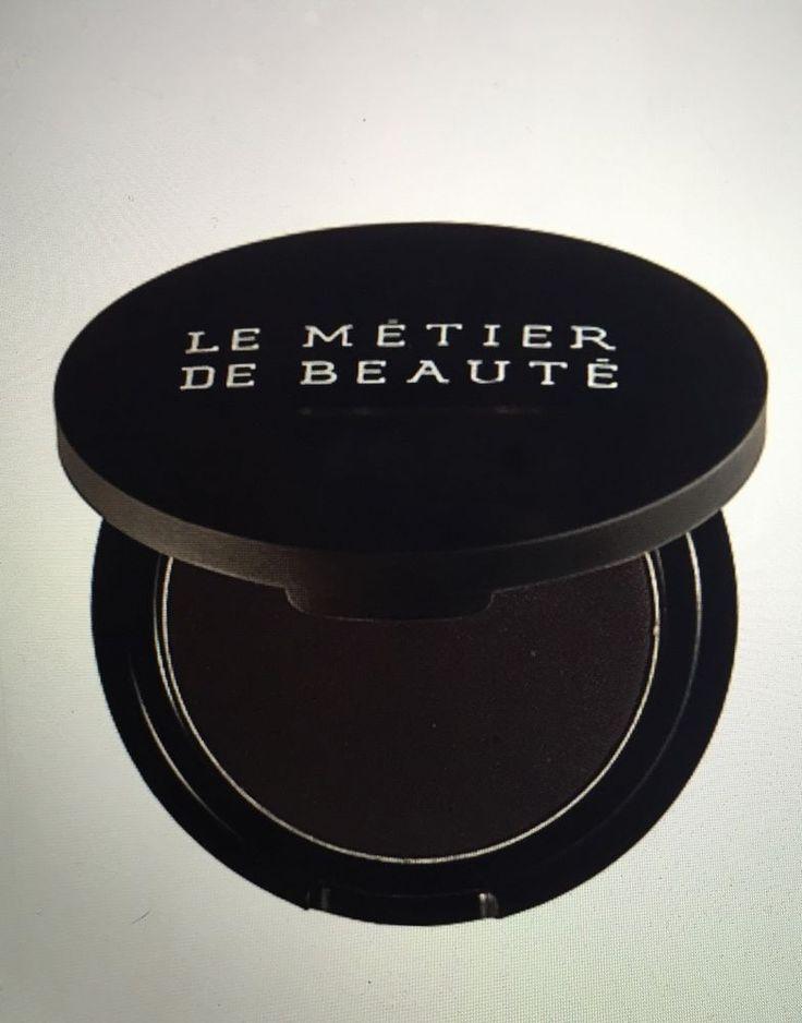 Le Metier De Beaute True Color Eyeshadow Noir (Retail $30) PopSugar Black Single #LeMetierdeBeaute