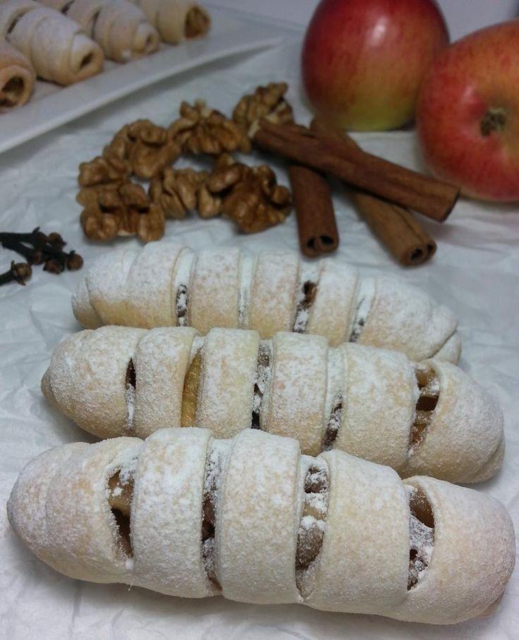 Elmalı Kurabiye   Mutfak Sırları…