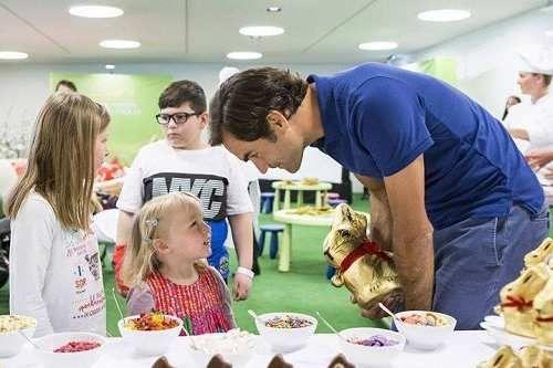 Sport: #Roger #Federer #(ancora) dal cuore d'oro: fa visita all'ospedale pediatrico di Basilea (link: http://ift.tt/2opTCUD )