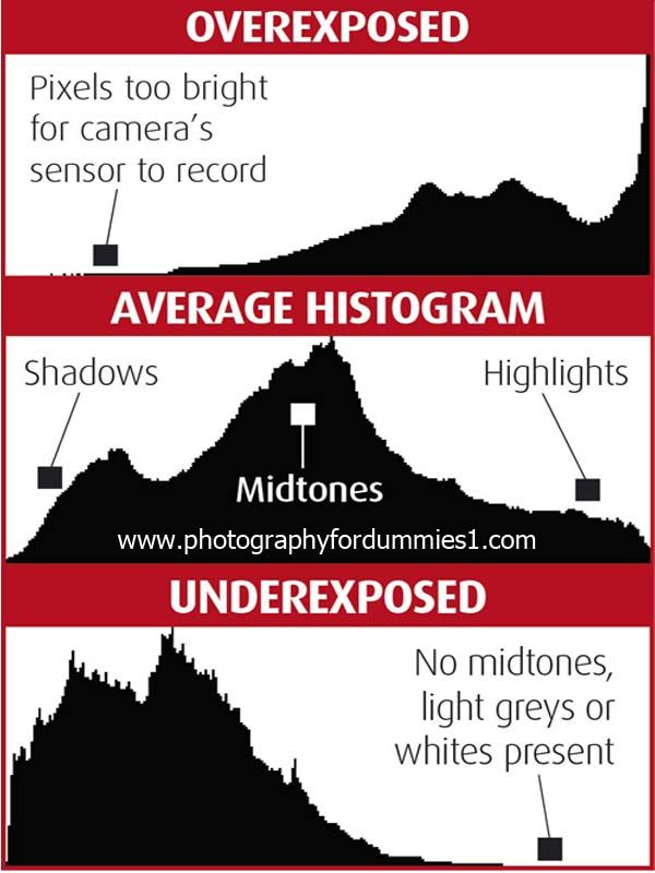 understanding the histogram