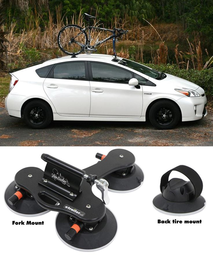 Looking For A Minimal Bike Roof Rack? Carry 1 Bike On Your Vehicleu0027s Roof,
