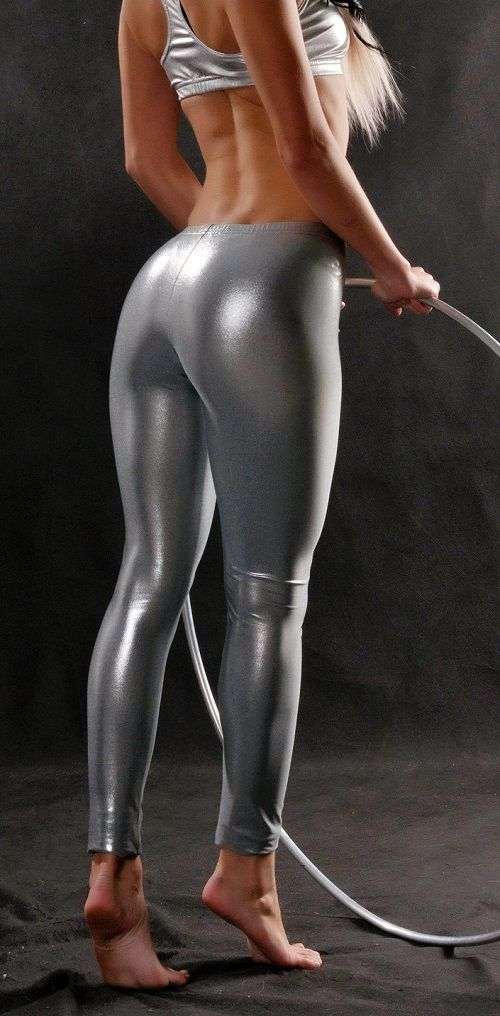 avsugning 500 latex leggings