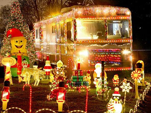 Christmas RV Decorations Showcase - DoityourselfRV.com - RV Blog, RV Ideas, RV News, and Products