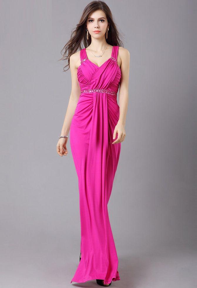 11 best Beautiful Evening Dresses images on Pinterest   Dressy ...