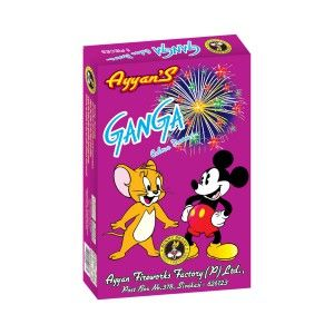 Shop Online Ganga Fireworks. Buy quality crackers at best price from Ayyan fireworks online store. Online shop now! Direct company sale! Celebrate your diwali with Ayyan! cod available.