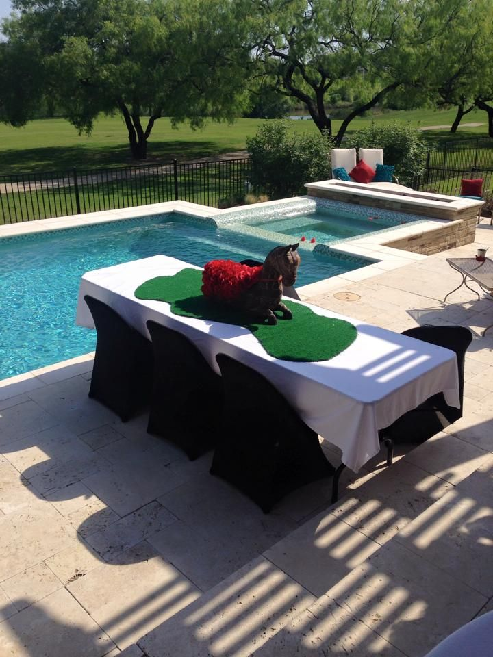 46 Best Images About Pool Pictures On Pinterest Fire Pits Travertine Pavers And Pools