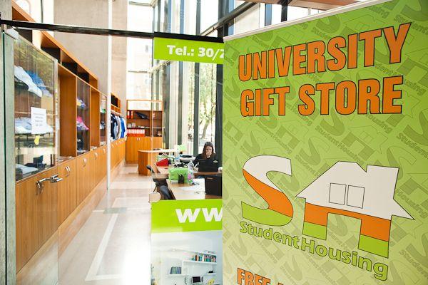 ajándékbolt - EOK - StudentHousing