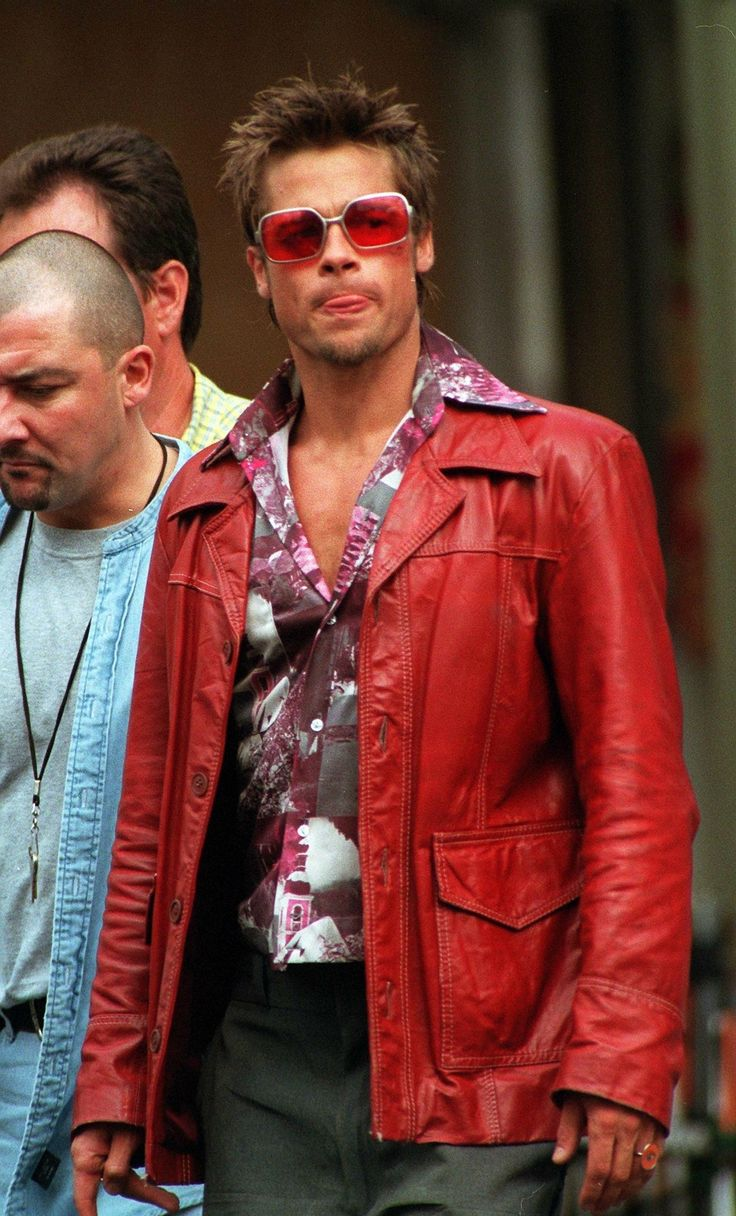 1549×2560 Tyler Durden images On Set August 11-1998 HD wallpaper and background …