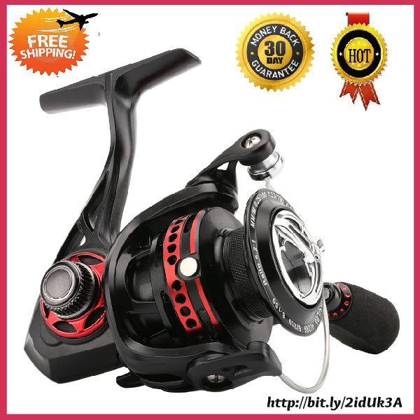 The Best Spinning Fishing Reel Full Metal Easy To Use  This Spinning Fishing Reel is your best friend for all of your fishing activities!  1.Spinning Fishing Reel predominant Upgrade FULL Metal Ax angling reel, join experienced fisherman and an...
