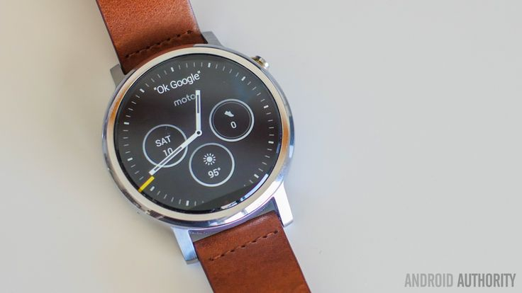 Best Android Wear Watches (May 2016)