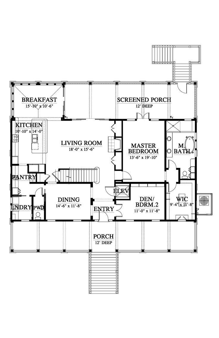 112 best exterior house style and floor plans images on pinterest sisco house house plan design from allison ramsey architects