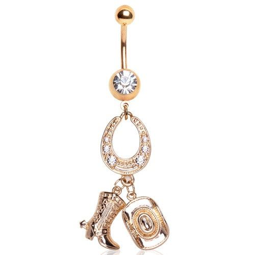 Country Belly Button Rings - Belly Bars Australia. – bellylicious