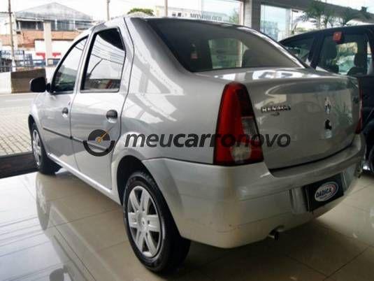 Renault Logan Sedan Expression 1.6 8v 4p 2010 - Meu Carro Novo