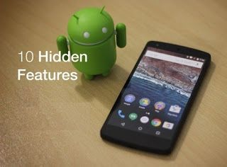 InFacts Hub: 10 Hidden Features in Android