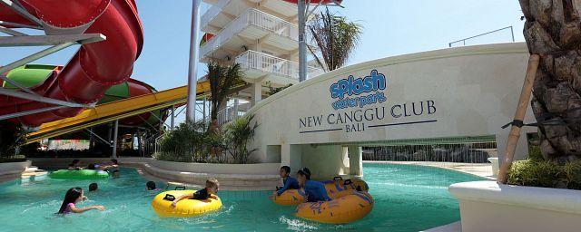 Аквапарк Splash Waterpark открылся в Чангу