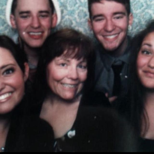 Celia and her beautiful family: Andrea, Joshua, Joseph and Rachel. I miss you!