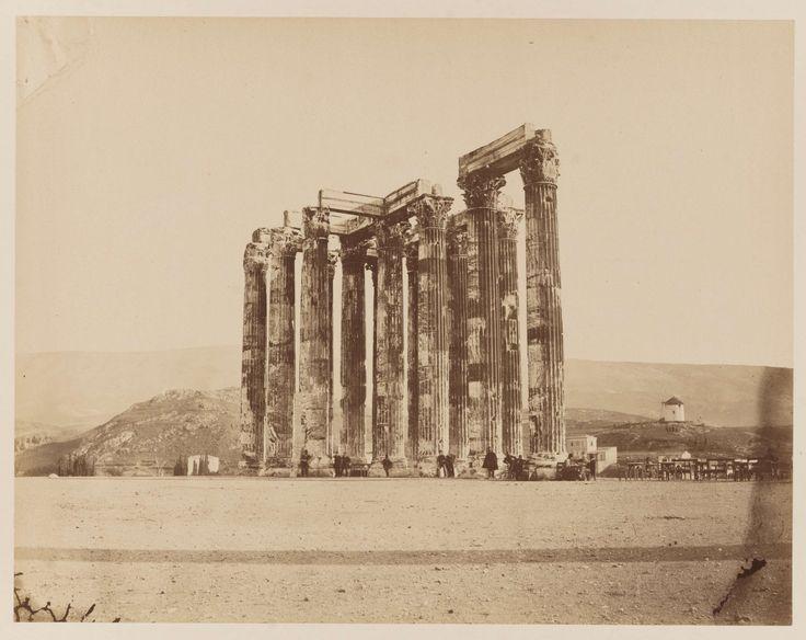 https://flic.kr/p/TfYJh2 | Στήλοι Ολυμπίου Διός | Τελευταίο τέταρτο 19ου αιώνα 1886.u-bordeaux-montaigne.fr/items/show/6688 ZOOM: 1886.u-bordeaux-montaigne.fr/files/original/26e5000437470...