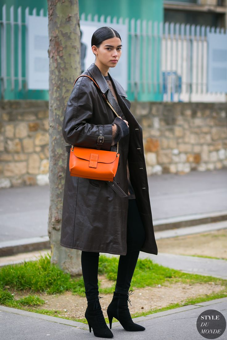 Melissa Anderson by STYLEDUMONDE Street Style Fashion Photography