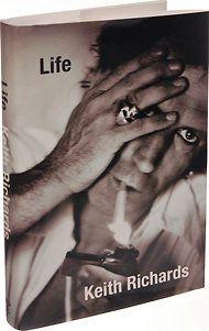 """""""Life"""": Keith Richards"""