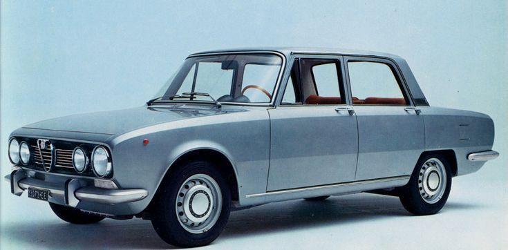 For Alfa Romeo 1750 Berlina
