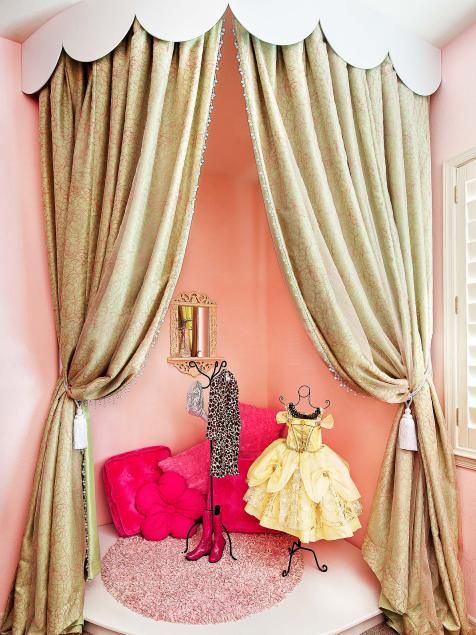 Decorating Ideas for Fun Playrooms and Kids' Bedrooms | DIY Home Decor and Decorating Ideas | DIY