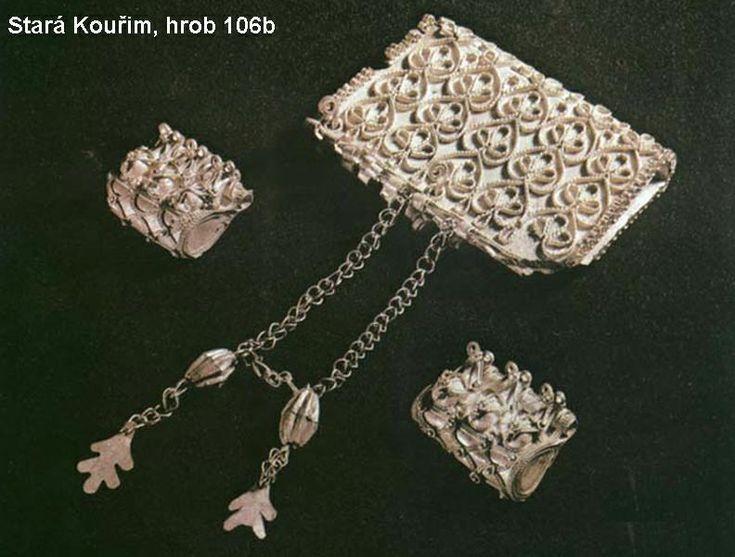Slavic jewellery - Great Moravia