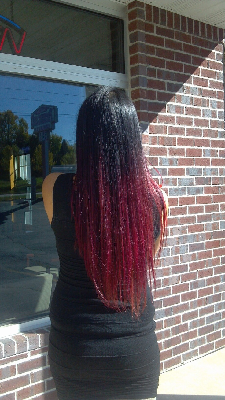 120 Best Ombre H A I R Images On Pinterest