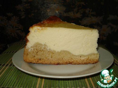 Сырник тётушки Гертруды - кулинарный рецепт