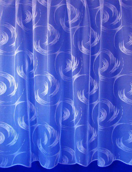 Záclona Sára 180cm > varianta MODERNÝ STYL > Výška 180 cm