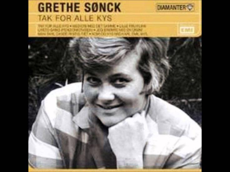 Grethe Sønck - Tak For Alle Kyssene