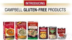 Check out Gluten-Free Recipes from Campbells!
