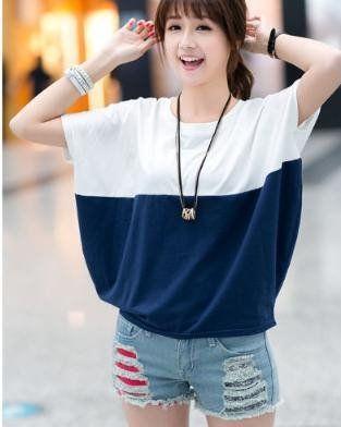 メルカリ商品: ゆったり 半袖 チュニック Tシャツ カットソー  定番 #メルカリ