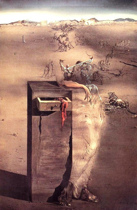 Dali surrealism essay