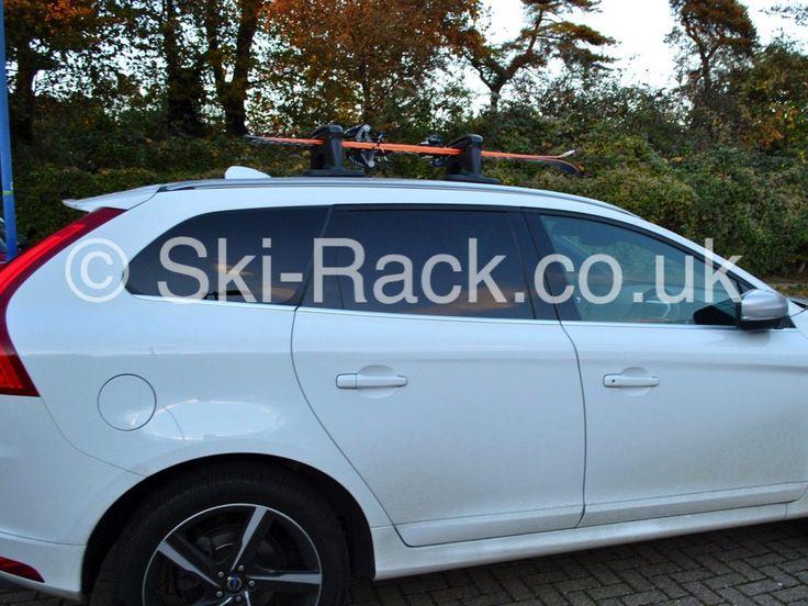 BMW X6 Ski Rack