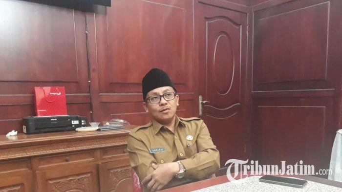 Sebelum Berangkat ke KPU, Sutiaji akan Ajak Sofyan Edy Salat Tobat dan Hajat di Masjid Jami Malang