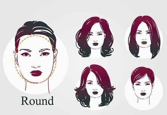 Yuvarlak Yüzler İçin En Güzel 10 Saç Modeli