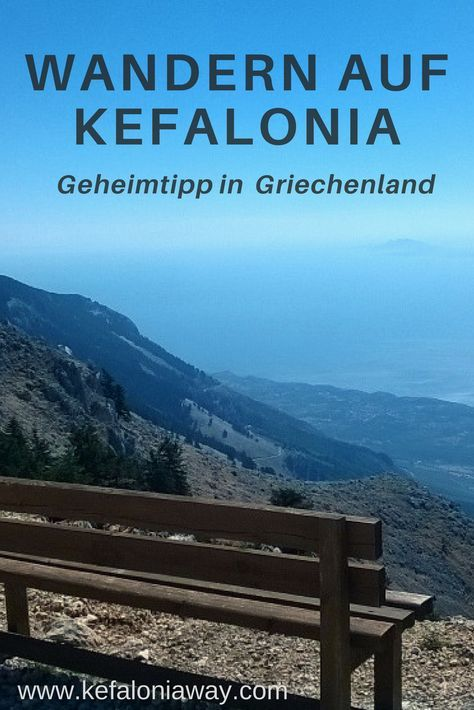 Bewaldete Berge, Wasserfälle und unzählige Strände und Buchten gibt es auf Kefalonia zu entdecken.