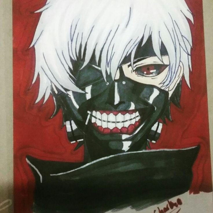 Ken kaneki (tokyo ghoul)