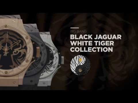 HUBLOT - BLACK JAGUAR WHITE TIGER COLLECTION | #hublot #watches #menwatches #luxurywatches #expensivewatches #men #fashion. #Get More #information from http://ift.tt/2bttkOn