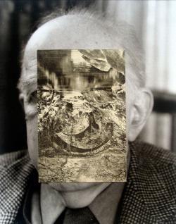 John Stezaker  Old Mask VII